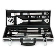 Mr. Bar-B-Q 18-Piece Grilling Tool Set