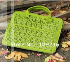 Free shipping!! 1pcs fashion high quality felt laser flower lace pattern girl's bag tablet handbag top zipper on AliExpress.com. 5% off $29.24