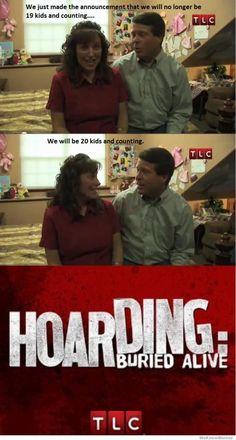(image) Hoarding HOARDERS