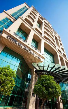 Coral Deira Hotel, Dubai, JAE - WiFi client satisfaction rank 2/10. rottenwifi.com