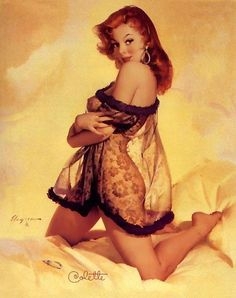 Nude Naked Sexy Pin Up Girls