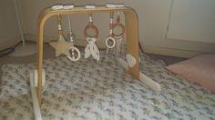 DIY arche d'éveil - Portique Ikea