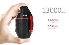 An Explosion of Portable Power! | Yanko Design