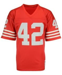 1206be49b04 Men s Ronnie Lott San Francisco 49ers Replica Throwback Jersey