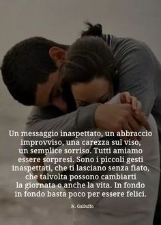 Best Quotes, Love Quotes, Inspirational Quotes, Romance And Love, Italian Language, My Mood, Meaningful Words, Sentences, Falling In Love