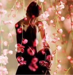 Ветка сакуры. Он отличается нежными покусываниями, прикосновениями языка и губ. Life Map, If You Love Someone, Blue Dream, Haiku, Pretty In Pink, Pretty Flowers, Meditation, Creative, Pictures