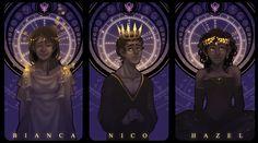 Children of Hades/Pluto