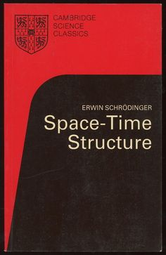 space-time structure (1986 ed.)