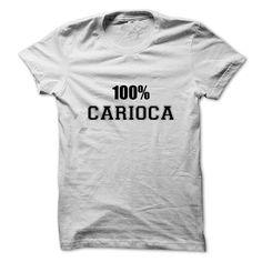 (Top Tshirt Seliing) 100 CARIOCA [Tshirt Facebook] T Shirts, Hoodies. Get it now…
