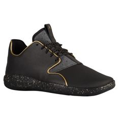 Jordan Eclipse in Black and Gold New Jordan Eclipse in Black and Gold. Brand New Boys: 6 Girls: 8 Brand New Straight from Inventory Jordan Shoes Athletic Shoes