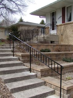 Best 140 Best Handrails Outdoors Free Standing Images 400 x 300