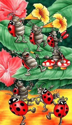 DIY Diamond Painting Cross Stitch cartoon Sticker Mosaic diamond Embroidery Ladybug Rhinestones art Craft Home Decor Lady Bug, Cat Lady, Ladybug Art, Stitch Cartoon, Rhinestone Art, Cartoon Stickers, 5d Diamond Painting, Cross Paintings, Love Bugs