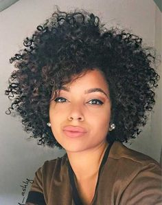 Very Pretty Short Curly Hairstyles You will Love // #Curly #Hairstyles #Love #pretty #Short #very