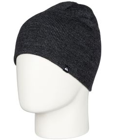 01f551605d0 Quiksilver Heather Jewel Ribbed Beanie Beanie Hats
