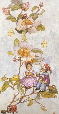Faeries and Little Folk: Peg Maltby's Fairy Folk Fairy Paintings, Vintage Fairies, Fairytale Art, Beautiful Fairies, All Nature, Flower Fairies, Fairy Art, Magical Creatures, Faeries