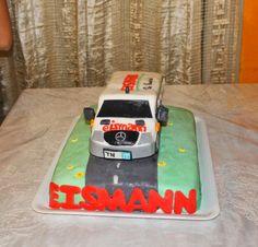 Torta Camion Eismann