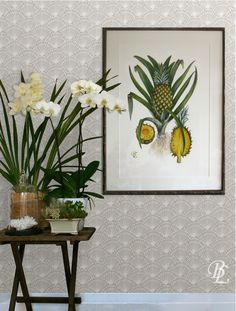 Bethany Linz: BRITISH INDIA BOTANICAL PRINTS