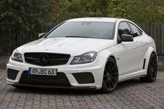 Mercedes-Benz C-Class AMG Black Series - C 204