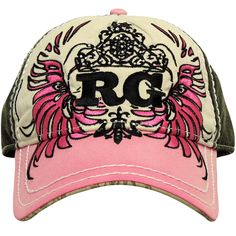 Realtree Girl Patch Cap