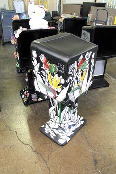 Kamele Eskaran's Metro HNL box can be found at Financial Plaza, Bishop /King St.