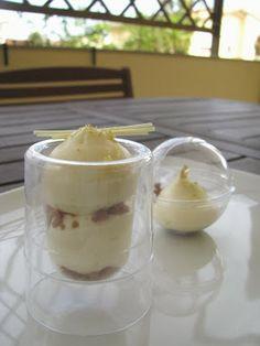 Mousse al limone ( da una ricetta di Christophe Michalak ) - i dolci di pinella