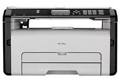 Ricoh SP 210SU Multi-function Printer