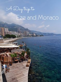 Fancy a day trip to Monaco via a beautiful mountain village from Nice and soak up all the sights with time to spare - this is exactly what you need | Laugh Travel Eat