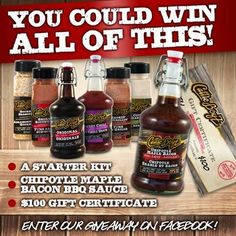 Win a $100 Gift Certificate and Starter Kit from Cattleboyz BBQ Sauce - A Medic's World