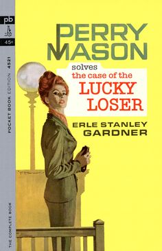 Erle Stanley Gardner's Perry Mason illustrated by Robert McGinnis. Early 60′s. [Part 2]