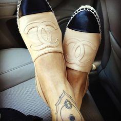 chanel leather espadrilles 2013 - Google Search I DIE!!!!!!!!!!!!!!!!!!!!!!!!!!!!