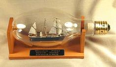 Ship In Bottle Models Boat In A Bottle, Ship In Bottle, Model Sailing Ships, Model Ships, Maritime Museum, Nautical Art, Old World, Travel Inspiration, Cool Stuff