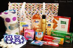 Bags For Foster Care Children ~ All You Champions For Kids | The Gunny Sack