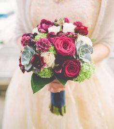 Vintage Pop Culture #Wedding Bridal Bouquet