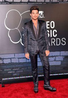 Adam Lambert divo no VMA <3