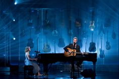 """Glen Hansard and Marketa irglova moved my heart in their movie """"Once"""" and this song 'Falling Slowly' never fails to leave a soul impression"""