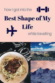 Need to stay healthy on the road? Here's how I got into the best shape of my life while travelling! | How to stay healthy when travelling