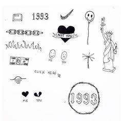Some interesting tattoo designs by @arielisgood . For custom tattoo, appointments and consultations email sntattoonyc@gmail.com or call 212-414-4114 329 6th ave NYC 10014 . #doodletattoo#linetattoo#lineworktattoo#blackworkers#ignorantstyletattoo#ignorantland#1993#russiancriminaltattoo#simpletattoo#newyorktattoo#artist#notyoutattoo#blackworktattoo#brooklynartist#cutetattoo#smalltattoo#tattooflash#inkspiration