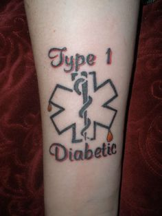 health alert tatoos | Medical Alert Tattoo tattoo