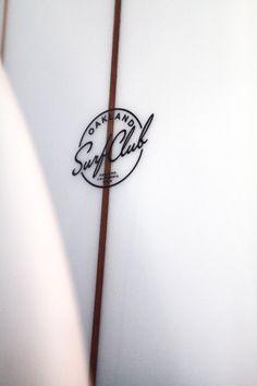 Oakland Surf Club Logo