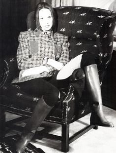 Debbie Deitering Vogue Italia August 1993 | Photo by Arthur Elgort