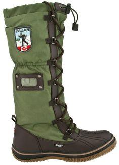 Pajar Women's Grip Boot (40 M EU/9-9.5 B(M) US, Dark Brown/Military Green) Pajar,http://www.amazon.com/dp/B00I4ZW4F2/ref=cm_sw_r_pi_dp_mA2ctb112ARRRP3R