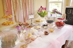 Crepe bar. Perfect for brunches, baby showers, book club, or bridal showers. Martell Shower by yourhomebasedmom,