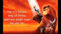 The Lion King-Wacht maar af totdat ik koning ben - YouTube