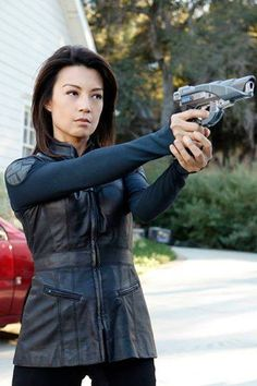 Agent May on 'Marvel's Agents of S.H.I.E.L.D.'