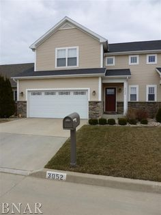 For sale $206,900. 3052 Shepard Rd, Normal, IL 61761