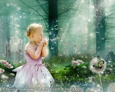 Dandelion Forest - beautifully enchanting theme. Find more information at http://www.enhance-me.com or http://www.facebook.com/EnhanceMe