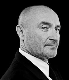 Phil Collins' sons urged him to return to music.: Phil Collins' sons urged him to return to music Peter Gabriel, Phil Collins, Heavy Metal, Famous Vegans, In The Air Tonight, Best Rock Bands, Band Posters, Music Artists, My Eyes