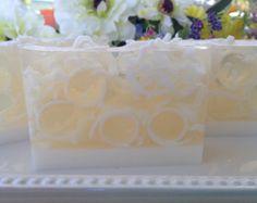 Pachuli jabón de glicerina artesanal por SeasideSoapKitchen