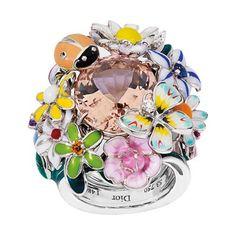 Dior: jewelery collection - a little bit of springtime fun