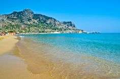 Tsampika Beach pure beauty!!! One of the finest beaches on the Island!!!  Rhodes Greece